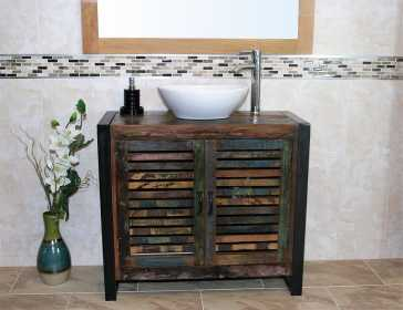 Basin Vanity Unit from our Urban Chic Range