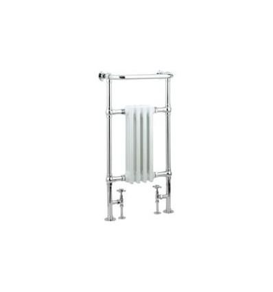 Earl /Adare Heated Chrome Towel Rail