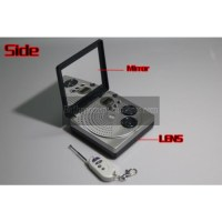 Buy Mirror Shower Radio Hidden Camera HD Shower Spy Radio