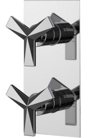 Heritage Hemsby Recessed Thermostatic Shower Valve ...