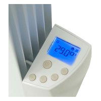Oil Filled Electric Radiator Thermostatic Wall Mounted ...
