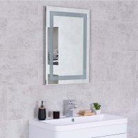 Designer Illuminated LED Bathroom Mirrors with Demister ...