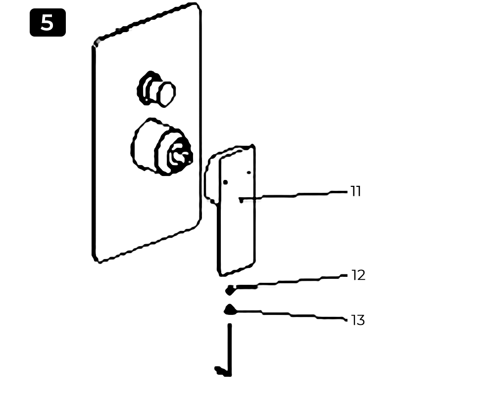 Installation Manual For BathSelect Bravat New Wall Mount
