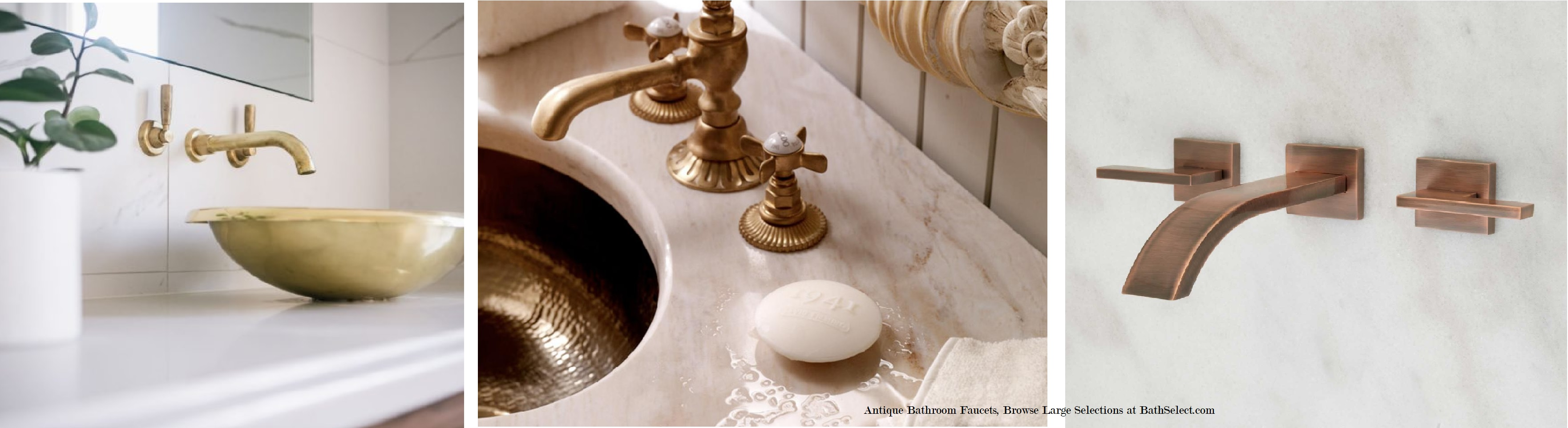 3 Day Sale Plus Free Shipping Home Depot Antique Brass Bathroom Faucets Bathselect