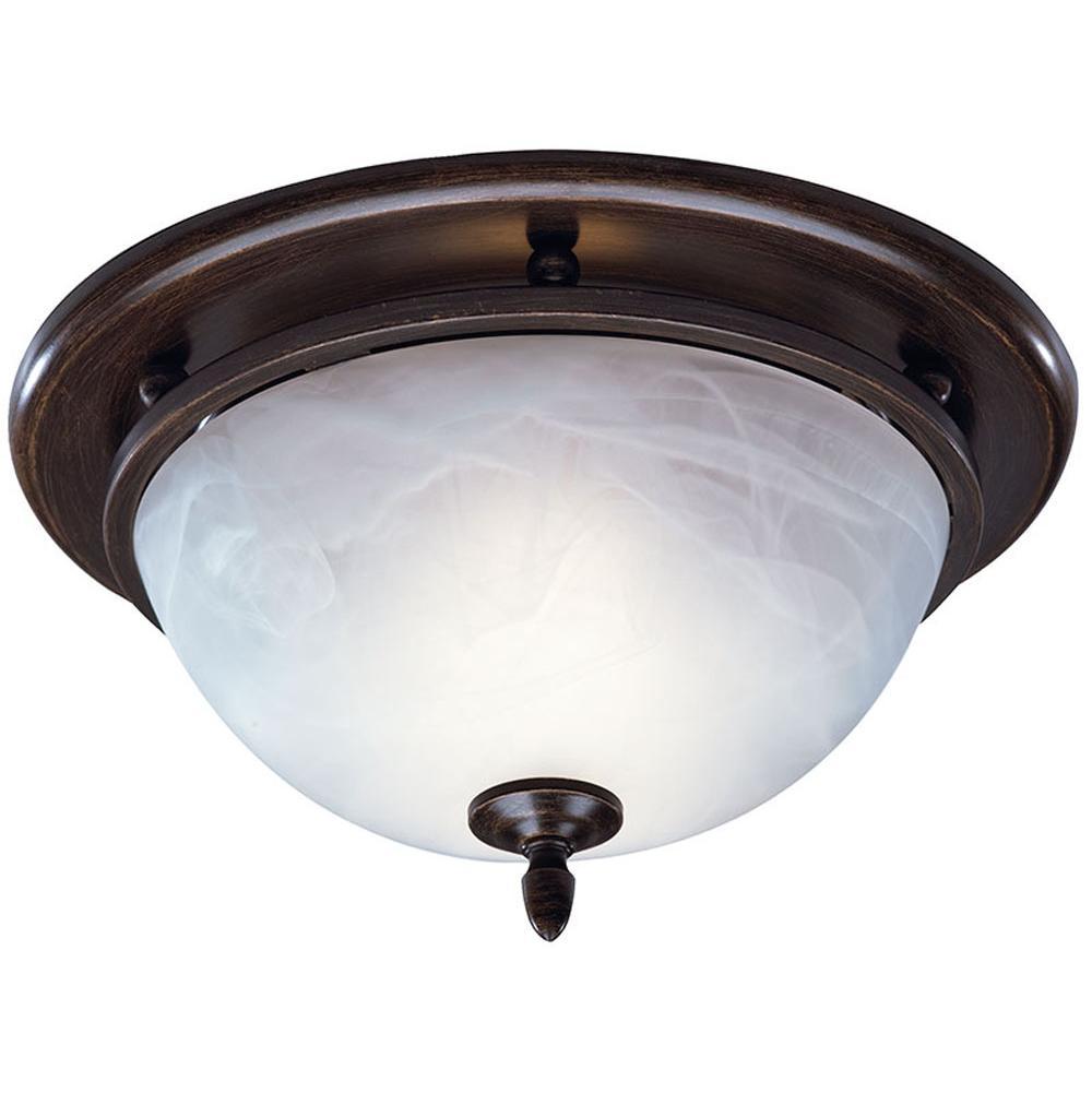 decorative oil rubbed bronze fan light white alabaster glass 70 c