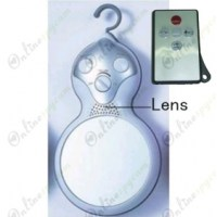 Mirror shower Spy Radio Hidden HD Pinhole Spy Camera DVR