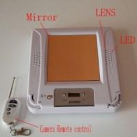 Bathroom Spy Cameras 32GB Fogless Shower Stereo Radio with ...