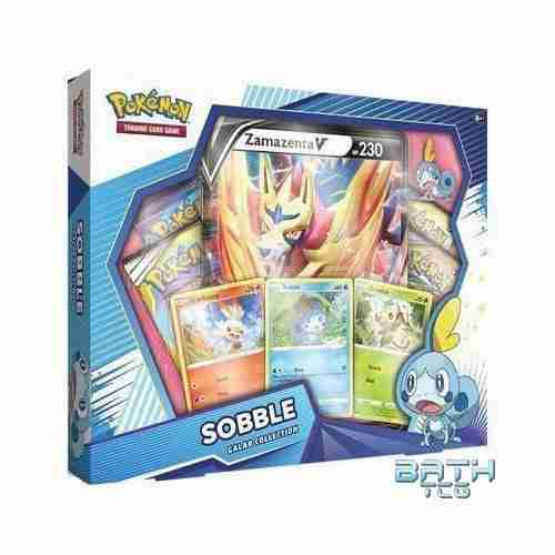 Pokemon TCG Galar Collection Box - Sobble