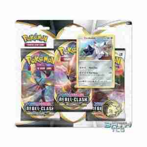 Pokemon TCG Rebel Clash Triple Pack Blister - Duraludon