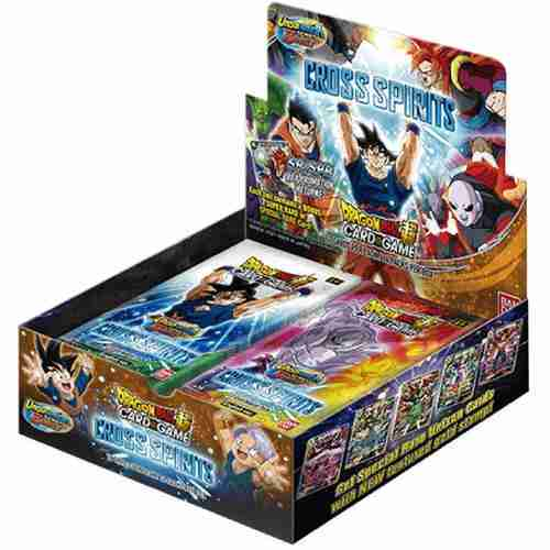 Dragon Ball Cross Spirits Booster Box