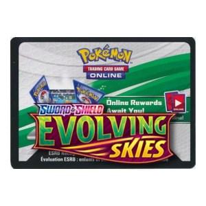 Pokemon Evolving Skies Online Code