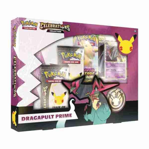 Pokemon TCG: Celebrations Collection Dragapult Prime
