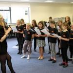 Bath Theatre School - Annie Get Your Gun Masterclass 019