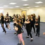 Bath Theatre School - Annie Get Your Gun Masterclass 024