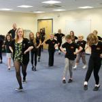 Bath Theatre School - Annie Get Your Gun Masterclass 026