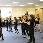 Bath Theatre School - Annie Get Your Gun Masterclass 031