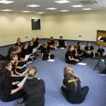 Bath Theatre School - Annie Get Your Gun Masterclass 039