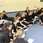 Bath Theatre School - Annie Get Your Gun Masterclass 040
