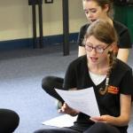 Bath Theatre School - Annie Get Your Gun Masterclass 042