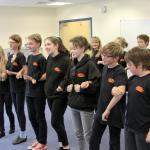 Bath Theatre School - Annie Get Your Gun Masterclass 053