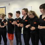 Bath Theatre School - Annie Get Your Gun Masterclass 055