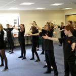 Bath Theatre School - Annie Get Your Gun Masterclass 059