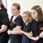 Bath Theatre School - Annie Get Your Gun Masterclass 060