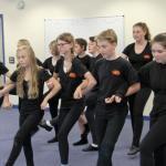 Bath Theatre School - Annie Get Your Gun Masterclass 061