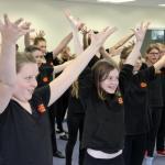 Bath Theatre School - Annie Get Your Gun Masterclass 063