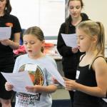 Bath Theatre School - Annie Get Your Gun Masterclass 088