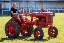 Vintage Tractor 2019