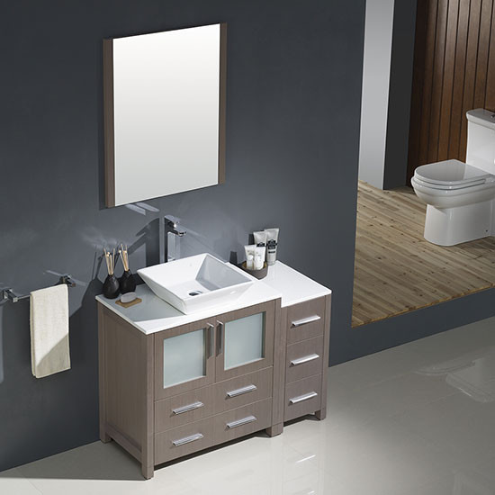 Fresca Torino single 42inch Modern Bathroom Vanity
