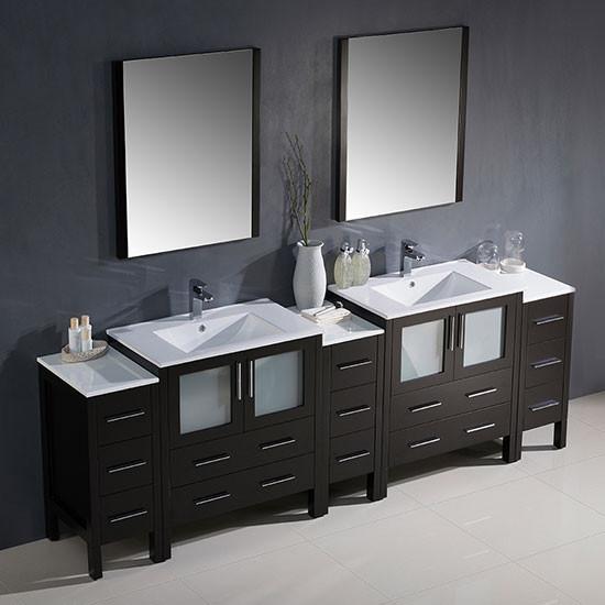 96 Bathroom Vanity