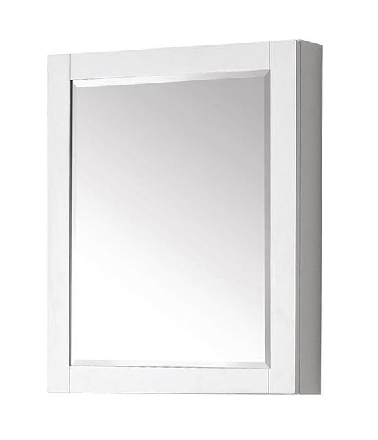 avanity brooks/modero 24-inch modern bathroom mirror/medicine