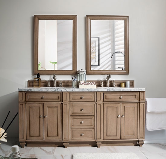 James Martin Bristol double 72Inch Transitional