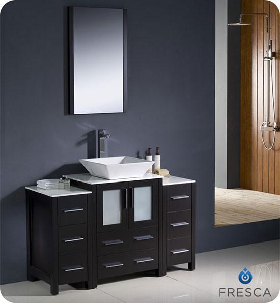 Fresca Torino single 48inch Modern Bathroom Vanity