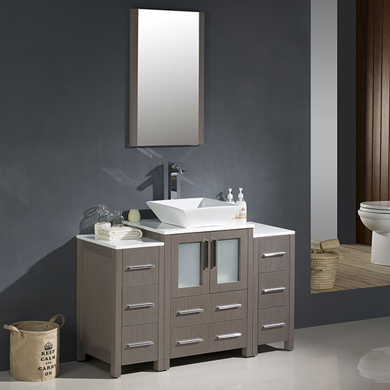 Fresca Torino single 48inch Modern Bathroom Vanity