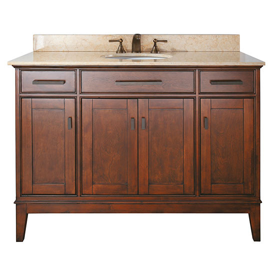 bathroom vanities available without stone tops