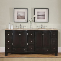 double bathroom vanities 72 to 90 inches