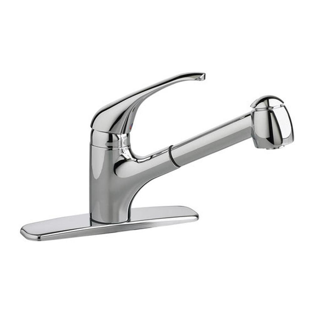 american standard kitchen faucet benches for table canada 4205104f15 002 at bathworks showrooms none rel pull out spray chrome kit