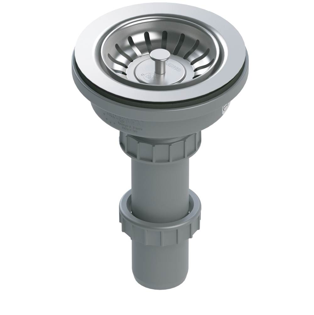 kitchen sink drain inexpensive tables blanco canada 406311 at bathworks showrooms basket strainers