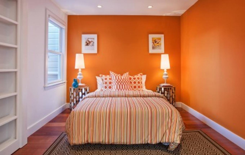 Idee deco chambre couleur peinture  Ides de travaux