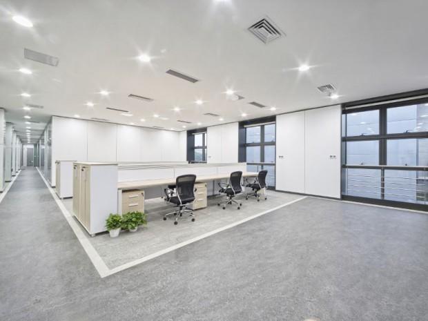 illustration bureaux eclairage