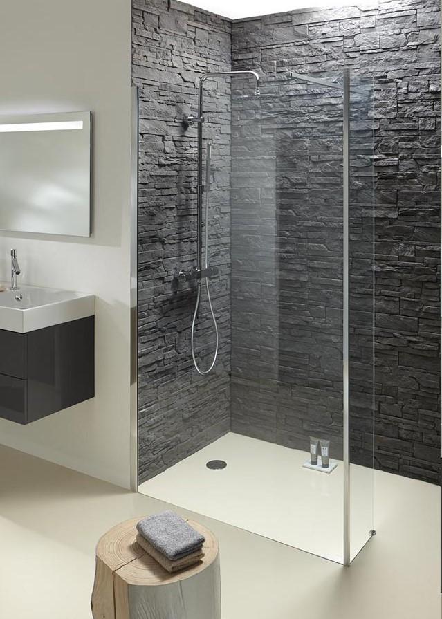 paroi de douche les derni res tendances. Black Bedroom Furniture Sets. Home Design Ideas