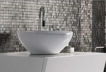 Vasque à poser ovale salle de bains Batinea Bali