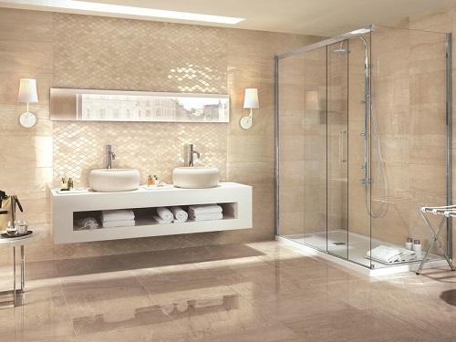 jolie deco d une salle de bain de luxe