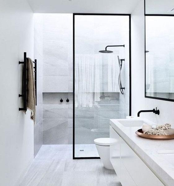 faut il carreler toute la salle de bain