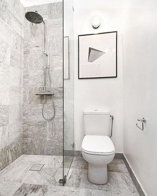 receveur de douche pour petit espace de