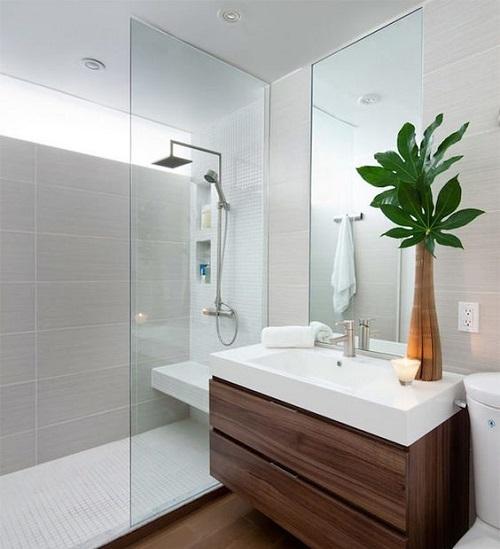 Mettre Une Douche Dans Une Petite Salle De Bain