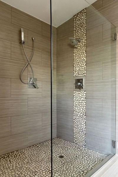 receveur de douche au ras du sol de